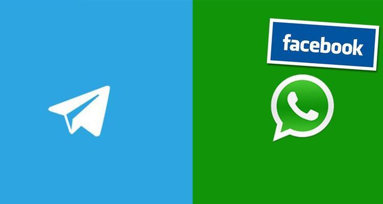 آغاز جنگ واتس اپ علیه تلگرام