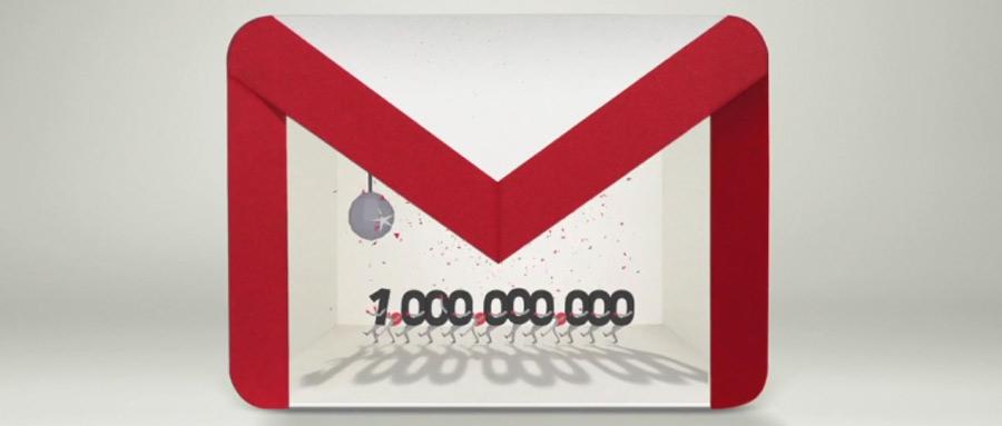 گوگل در طول اعلام درامدهایش نشان داده است که بیش از یک میلیارد کاربر فعال ماهانه دارد