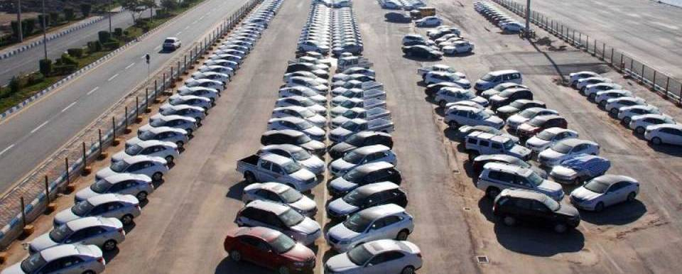 ارسال پیامک برای بیش از ۸۰ هزار مالک خودروی توقیفی